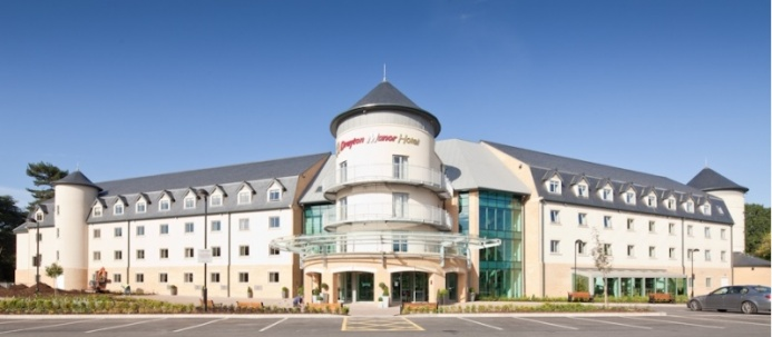 Drayton Manor Hotel - Electrical Project 1