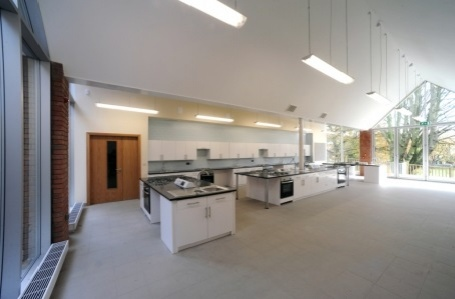 Old Swinford Hospital School Food Technology Building - Electrical Project 2